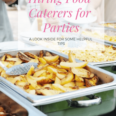 Caterers for Parties