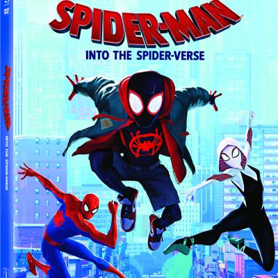 SPIDER-MAN: Into the SPIDER-VERSE DVD Combo Pack
