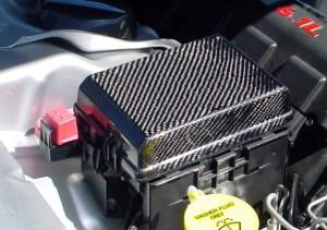 Dodge Challenger Carbon Fiber Fuse Box  SouthernCarParts