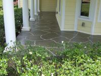 Concrete Front Porch Ideas | Joy Studio Design Gallery ...