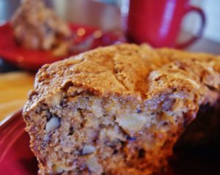 Mamaw S Fresh Apple Cake A Southern Discourse