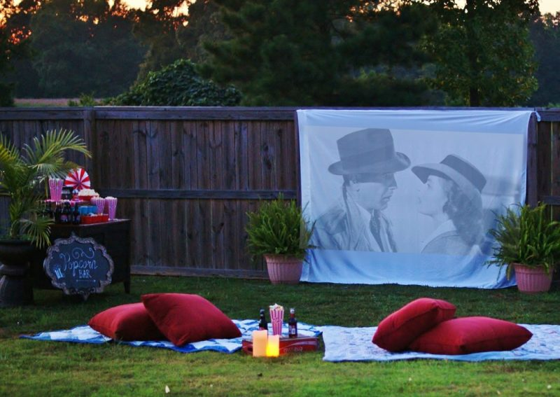 5 Secrets To Hosting The Best Outdoor Movie Night A Southern Discourse