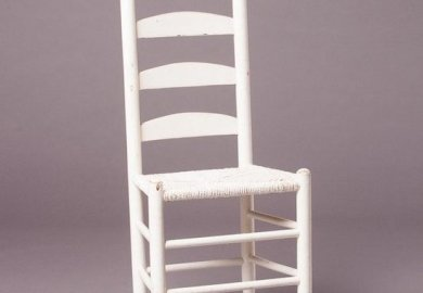 White Ladder Back Chairs