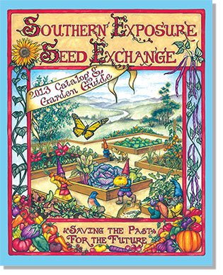 Southern Exposure Catalog Seeds 2013