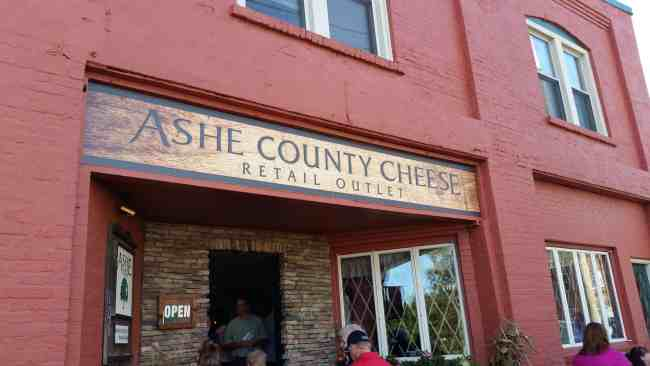 Ashe County Cheese Inc