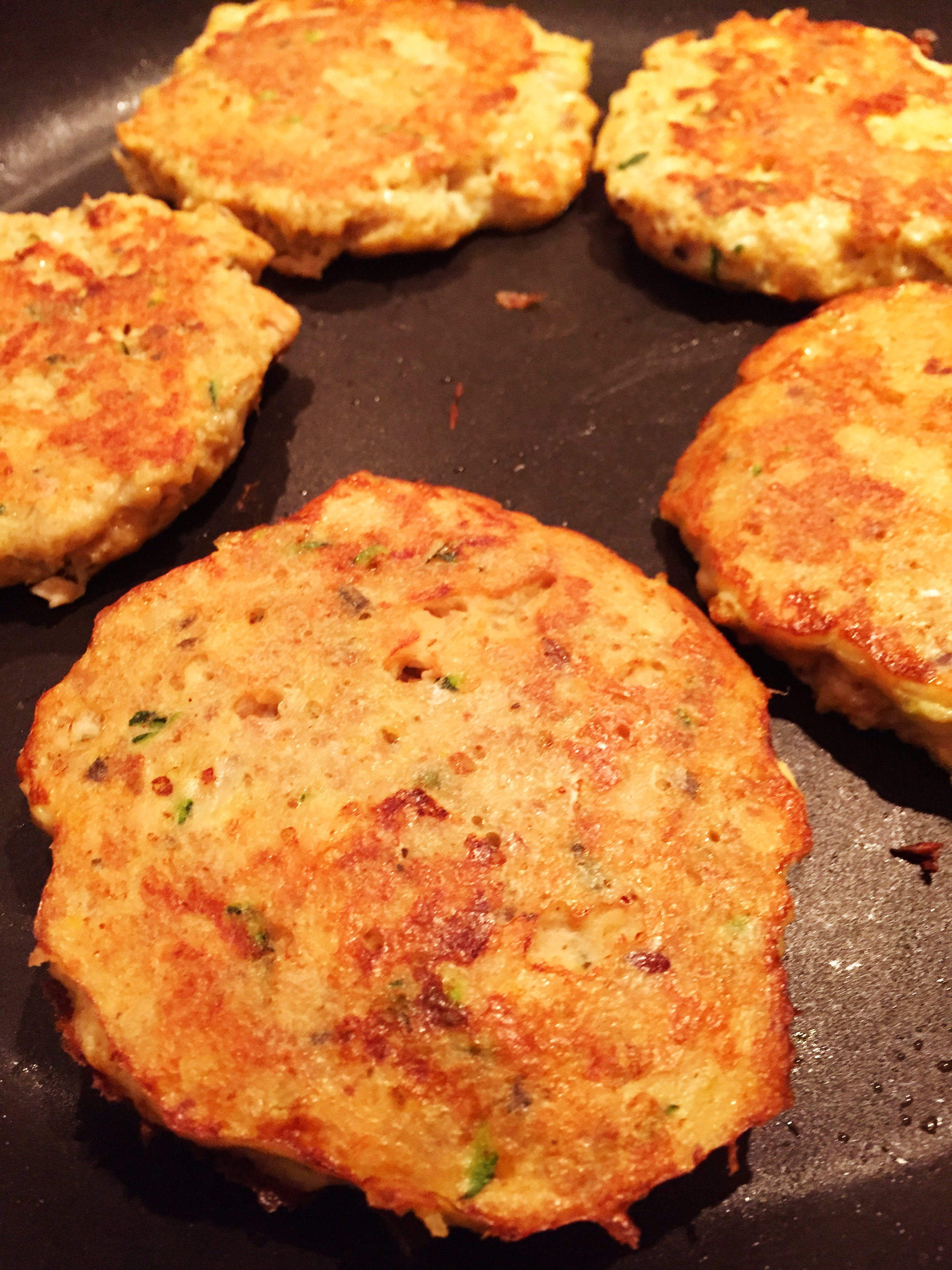 Canned Salmon Patties Southern Fried Nutrition