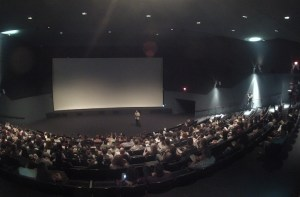 Beneath the Waves director Austin Gallagher introduces the 2012 festival in Norfolk, VA.