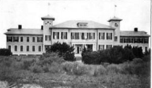 the Beaufort Lab in 1902, documented by the US Fish Commission
