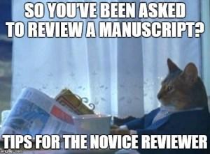 Review a manuscript