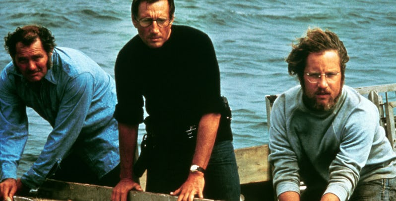 Scene from Jaws.