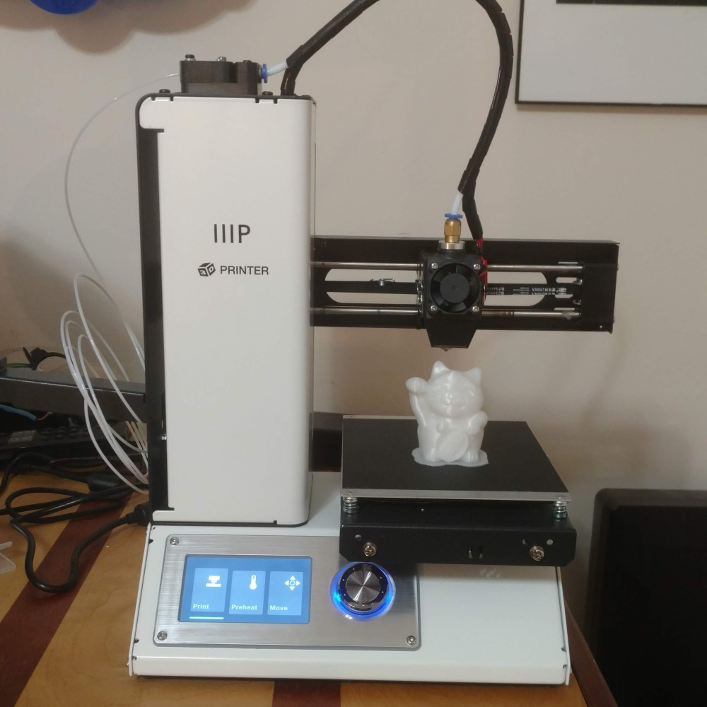 The ongoing search for an inexpensive, field-ready 3D printer