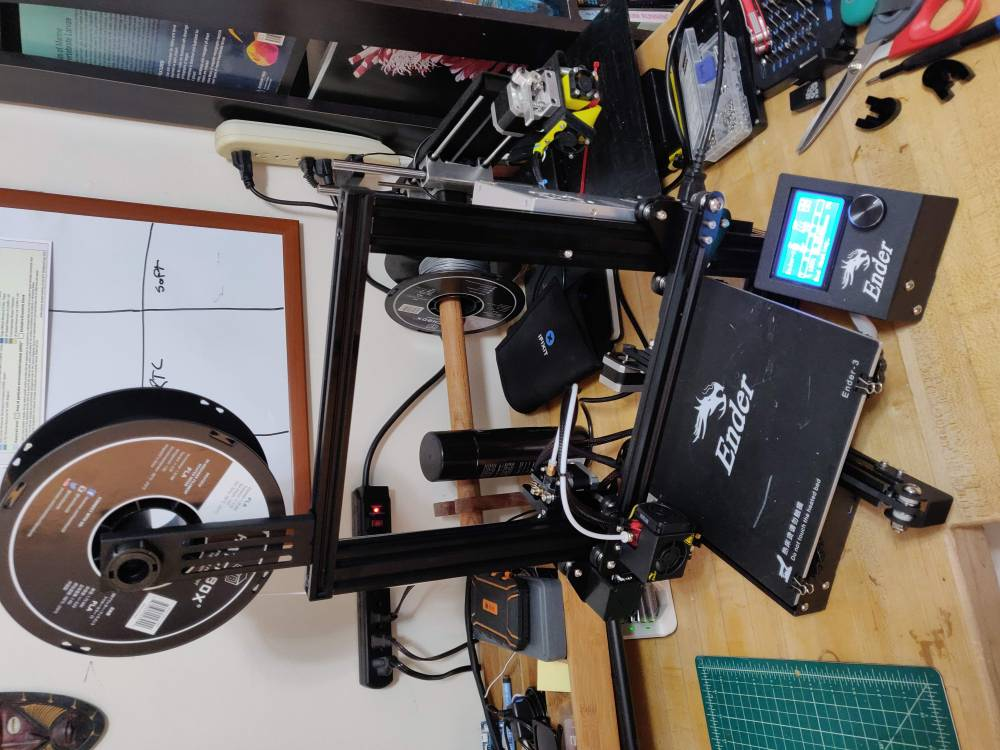 At last, a $200 3D Printer that might actually hold up to a field