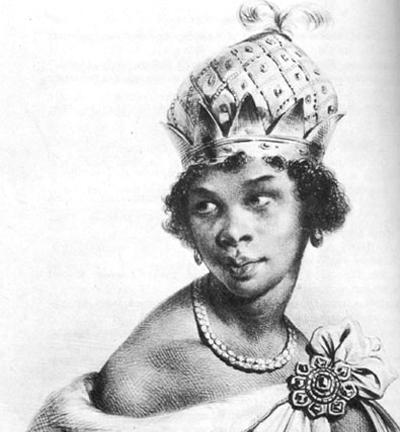 Queen Nzinga of Angola