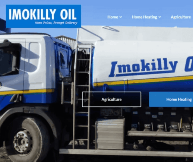 Imokilly Oil truck