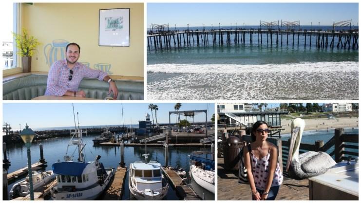 Redondo Pier at Redondo Beach California from the show The OC