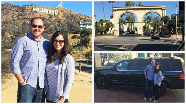 Hollywood Sign with Glitterati Tours in Los Angeles California