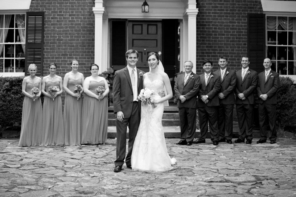 Garden of Great Oaks Roswell Wedding Sean Suddes Photography | Southern Glam Weddings & Events
