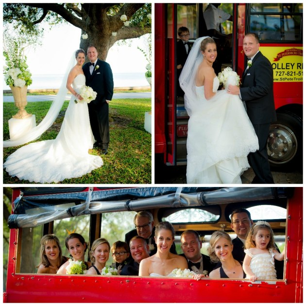 Downtown St. Petersburg Wedding Richard Harrell Photography | Southern Glam Weddings & Events