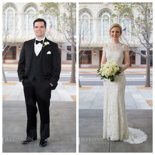 modern downtown tampa wedding at glazer childrens museum