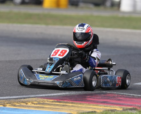 Southern Go Kart Club Race Event 2015