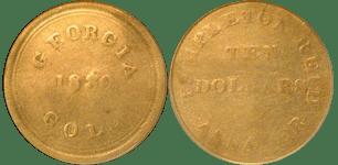 Templeton Reid $10.00, 1830