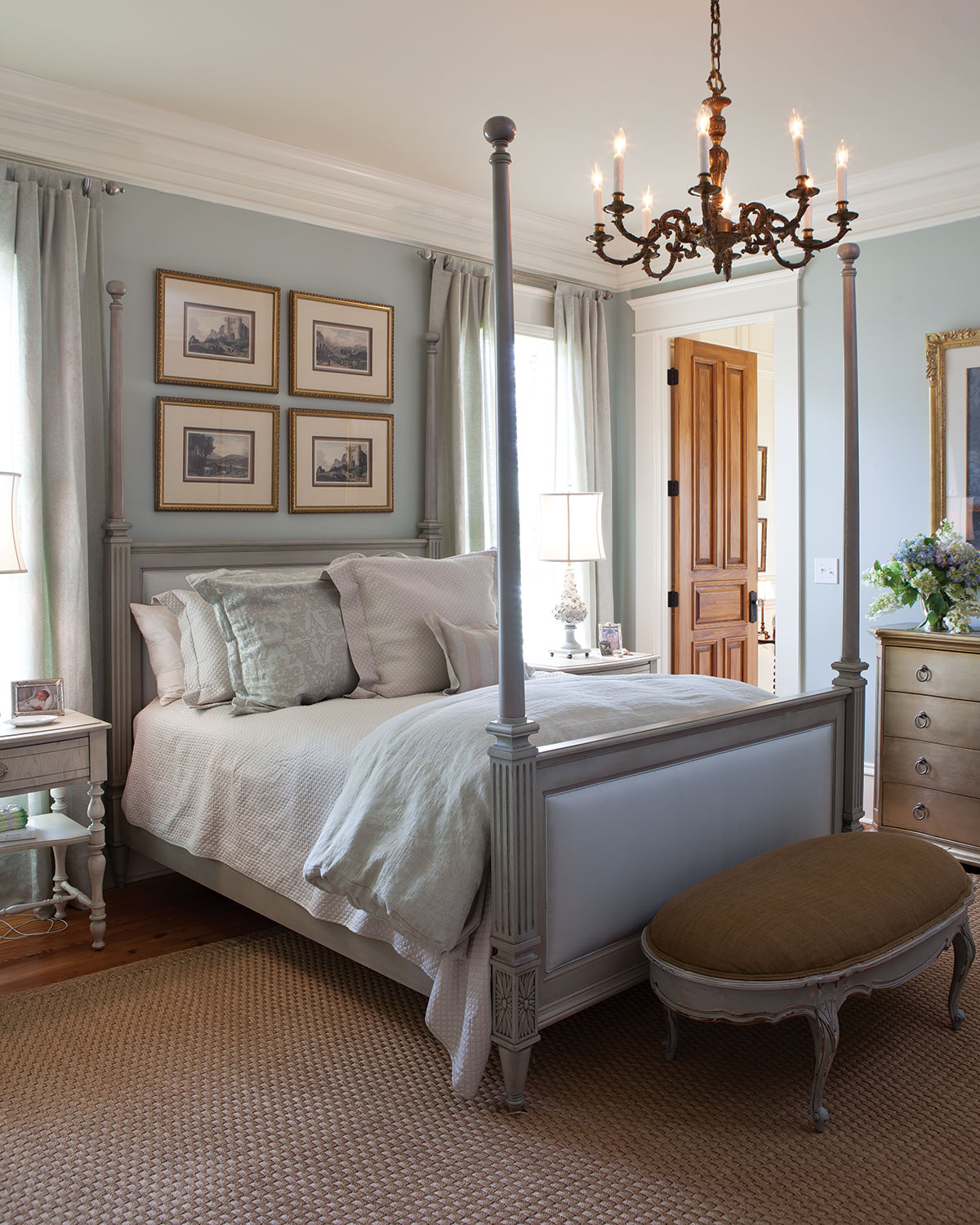 Southern Bedroom Ideas
