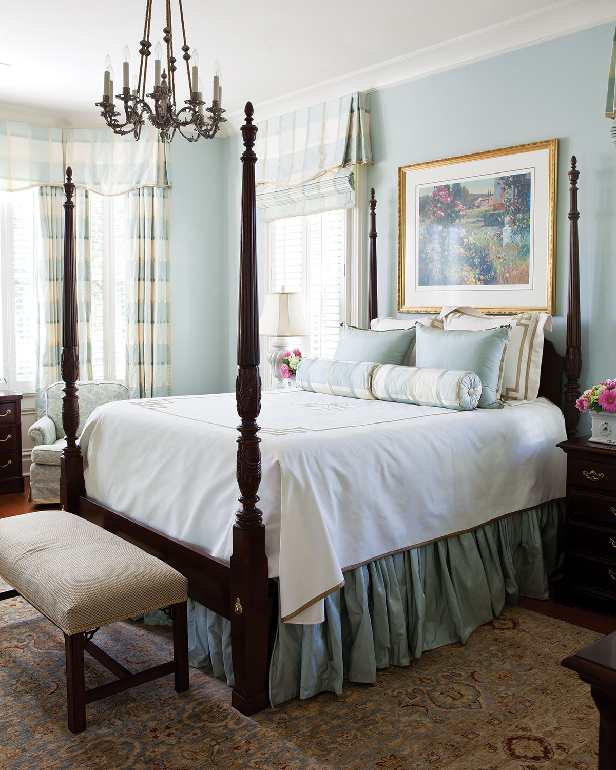 10 Dreamy Southern Bedrooms  Page 8 of 10  Southern Lady Magazine