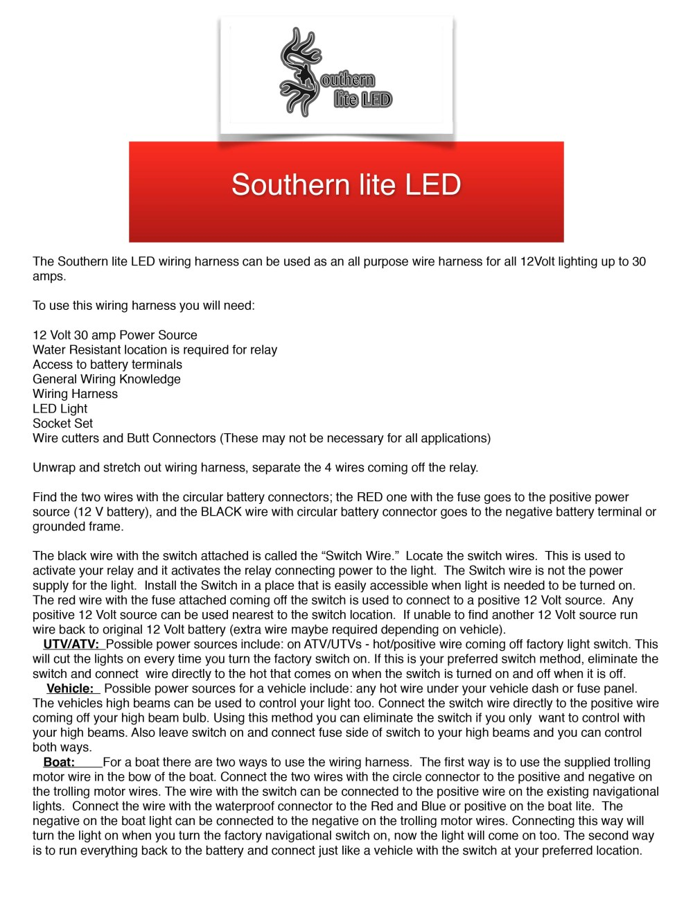 medium resolution of led lighting how to