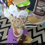 S'mores Freak Shake! The Spooky Version