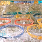 How To- Color Salt for Margarita Glasses