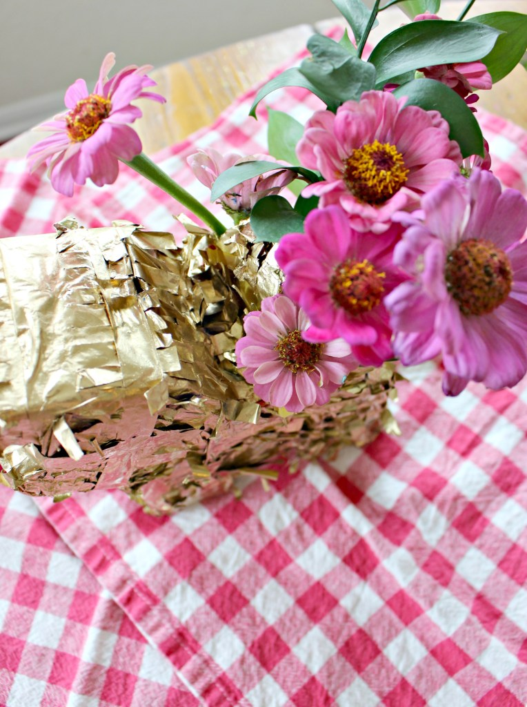 Gold Pinata Vase! 3 DIY Decor Ideas for a Cinco de Mayo Fiesta!