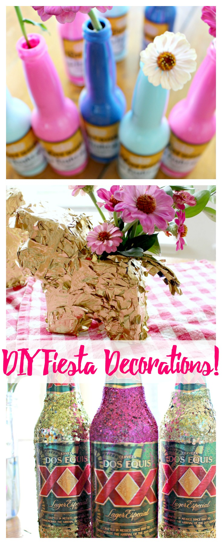 3 DIY Decor Ideas for a Cinco de Mayo Fiesta!