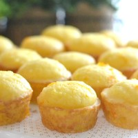 Grandmama's Glazed Lemon Cakes - Recipe