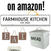 Farmhouse Finds for the Kitchen on Amazon