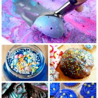 Outer Space Snack Ideas - Galactic Starveyors VBS