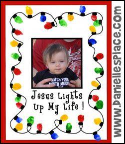 Jesus Christmas Crafts For Kids