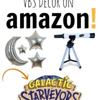 Galactic Starveyors VBS Supplies on Amazon