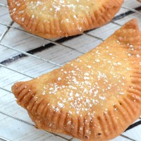 Southern Fried Peach Hand Pies