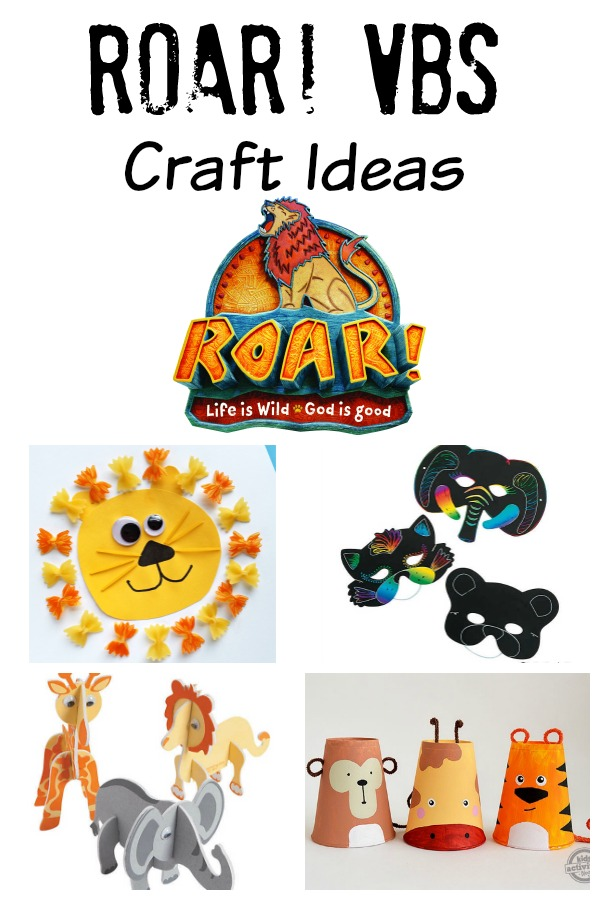 Decorating Ideas 2019 Vbs Roar
