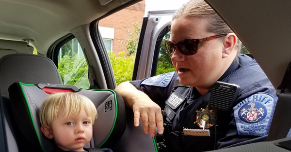 St Marys Sheriffs Office Installs Car Seats For Free