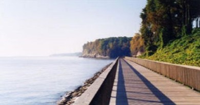 Chesapeake-beach-boardwalk