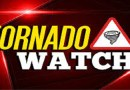 Tornado Watch in Effect for Anne Arundel, Calvert, St. Mary's Today