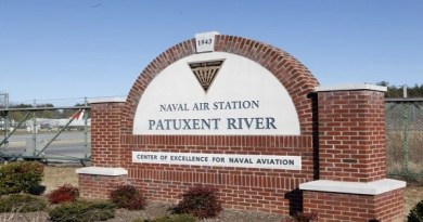 NAS Patuxent River Operating under Restricted to Mission Essential Personnel/Telework Status due to Hurricane Isaias