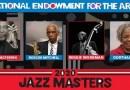 Virtual Concert Celebrates the 2020 NEA Jazz Masters on August 20, 2020