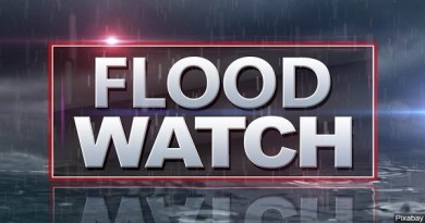 Flash Flood Watch in Effect for SoMD through 6 am