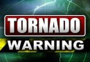 Tornado Warning Issued in St. Mary's