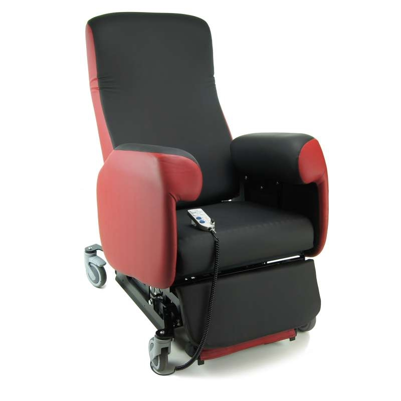british mobility chairs wheelchair jump woodward electric rise recline buy armchairs basingstoke primacare flo riser level 3 care chair