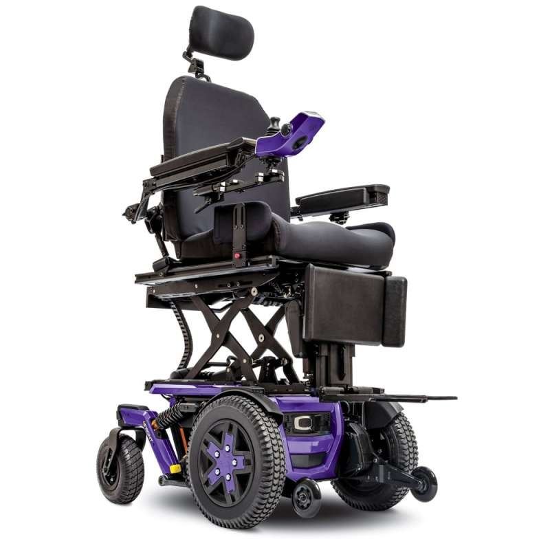 Quantum 4Front Powered Wheelchair Basingstoke Winchester