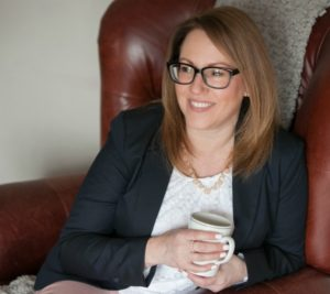 Jenna Hill, Therapist and Executive Director at Southern Ontario Counselling Services