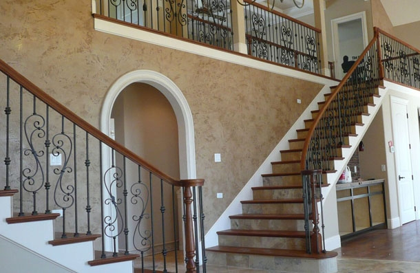 Heritage Stairs Custom Stairs Mantels Southern Oregon | Heritage Stair And Railing | Stainless Steel | Balcony Railing Design | Indoor Stair | Interior Stair | London Ontario